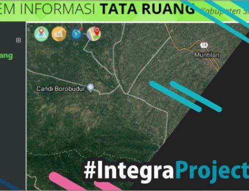 Sistem Informasi Tata Ruang Kabupaten Sleman