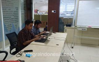 Proses Integrasi Aplikasi E-Proda