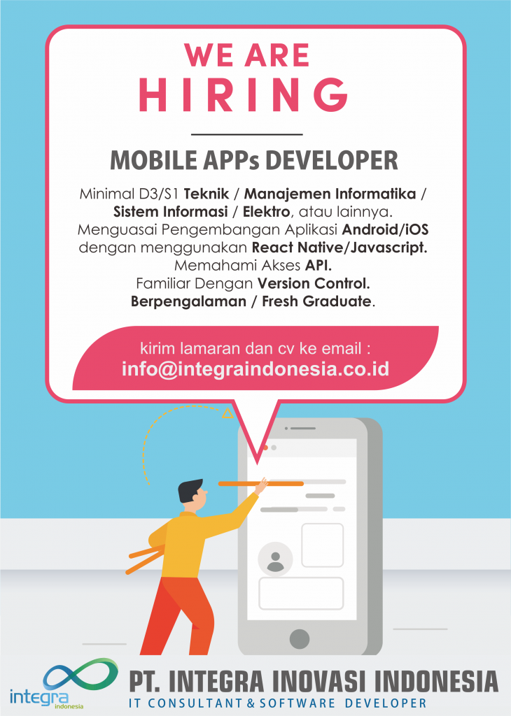 Lowongan Android Programmer