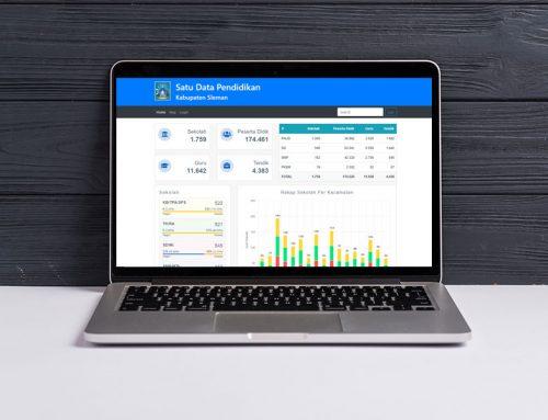 Aplikasi Satu Data Pendidikan Kabupaten Sleman