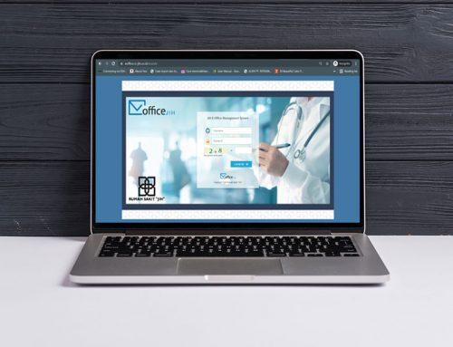 Sistem Manajemen Persuratan E-Office Rumah Sakit 'JIH'