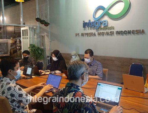 Diskusi Teknis Tim Pusat Asesmen dan Pembelajaran Kemendikbud bersama Integra Indonesia
