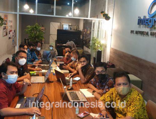 Pelatihan Pengelolaan Aplikasi Sistem Penanggulangan Kemiskinan Dinas Sosial Kabupaten Kediri