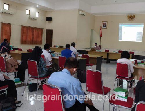 Sosialisasi Layanan SLRT pada Aplikasi Sistem Penanggulangan Kemiskinan Kabupaten Bantul